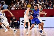 Daniel Hackett<br /> Nazionale Italiana Maschile Senior<br /> Eurobasket 2017 - Final Phase - Round of 16<br /> Finlandia Italia Finland Italy<br /> FIP 2017<br /> Istanbul, 09/09/2017<br /> Foto M.Ceretti / Ciamillo - Castoria