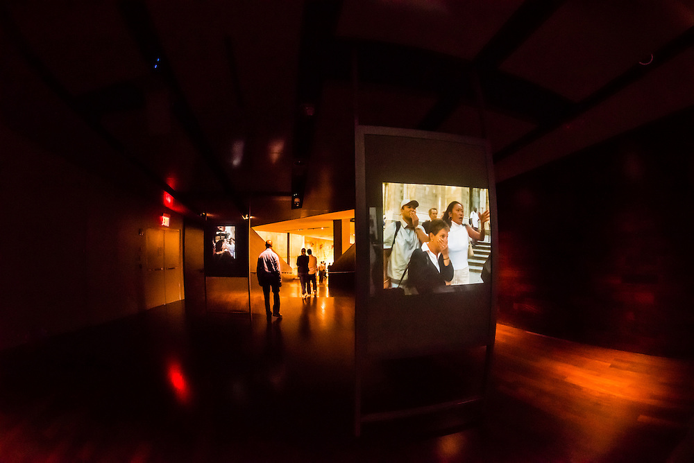 National September 11 Memorial & Museum, New York, New York USA.