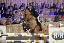 Lynch Denis, IRL, The Duke<br /> Jumping Mechelen 2018<br /> © Hippo Foto - Sharon Vandeput<br /> 27/12/18