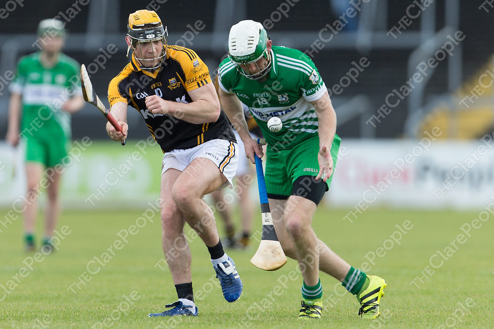 Wolfe Tone's Stephen Tuohy V Ballyea's Niall Deasy