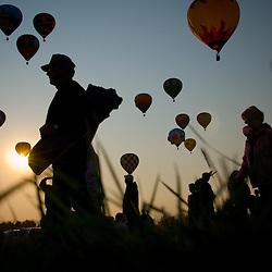 Great Reno Hot Air Balloon Races (2007)