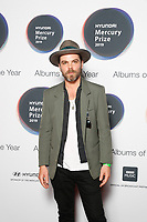 Gaz Coombes attends the media room during the 2019 Hyundai Mercury Prize Launch, Eventim Apollo, London, UK, Saturday 06 July 2019<br /> Photo JM Enternational