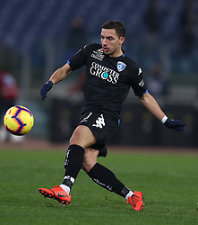February 7, 2019 - Rome, Italy - Ss Lazio v Empoli Fc - Serie A.Ismael Bennacer of Empoli at Olimpico Stadium in Rome, Italy on February 7, 2019. (Credit Image: © Matteo Ciambelli/NurPhoto via ZUMA Press)