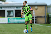 Forest Green Rovers Joseph Mills(23) during the EFL Sky Bet League 2 match between Forest Green Rovers and Grimsby Town FC at the New Lawn, Forest Green, United Kingdom on 17 August 2019.