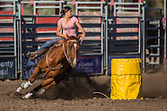 Barrels & Roping Jackpot; L&C Fairgrounds: July 7, 2015