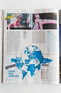 Giro d'Italia 2018, Sportweek RCS. SportWeek_N_22_02_Giugno_2018 pag5<br /> <br /> 101st Giro d'Italia (2.UWT) 2018