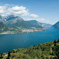 Lake Como, Bellagio - Menaggio -Varenna