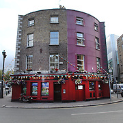 Doyles Bar, Dublin, Ireland. Photo Tim Clayton