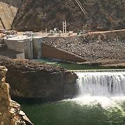 Arrowrock Dam hydroelectric project