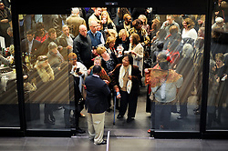 20150102 The Bechtler Museum of Modern Art celebrated it's 5th anniversary January 2, 2015 with a special performance of Jazz at the Bechtler in the Knight Theater. The concert featured the Ziad Jazz Quartet and a host of special guests including Maria Howell and Toni Tupponce. <br /> &copy; Laura Mueller<br /> www.lauramuellerphotography.com