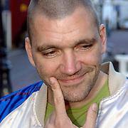NLD/Utrecht/20061001 - Premiere tv serie circus Waltz, Theo Maassen