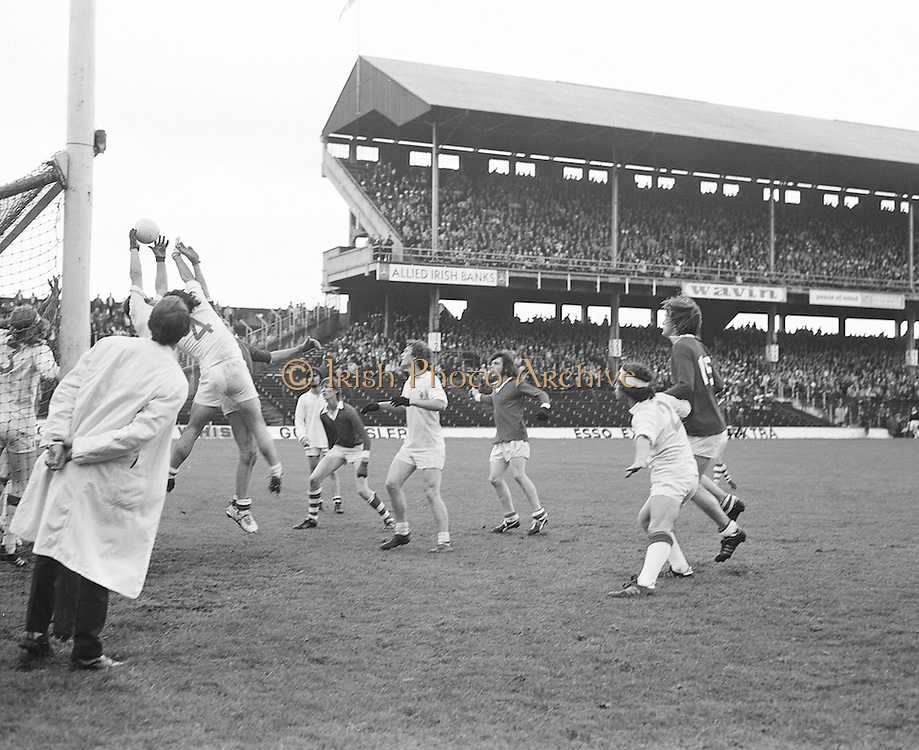 All Ireland Football Semi-Final.Cork v Tyrone.Croke Park, Dublin.19.08.1973.19th August 1973