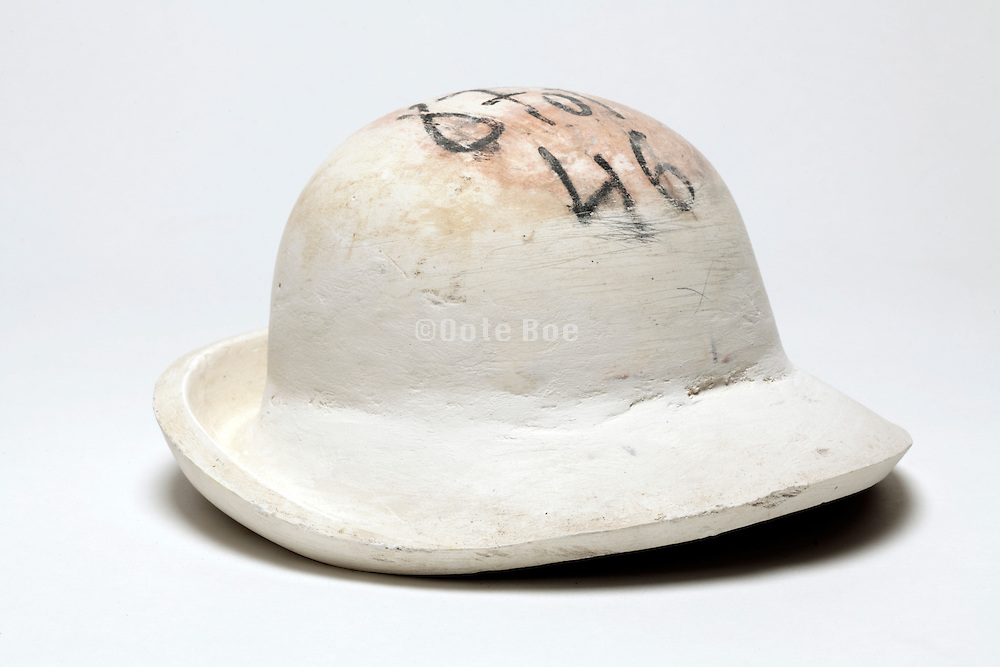 female hat mold from a hat factory