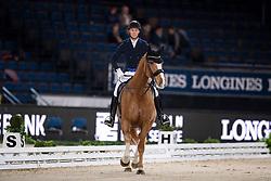 Bachmann Andersen Daniel, DEN, Blue Hors Zepter<br /> Stuttgart - German Masters 2018<br /> © Hippo Foto - Stefan Lafrentz