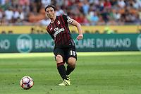 Milano - 21.08.16 - Serie A 1a giornata  -  MILAN-TORINO   - nella foto: Riccardo Montolivo - Milan