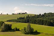 Landschaft bei Röhrnbach, Vorderer Bayerischer Wald, Bayern, Deutschland | landscape near Röhrnbach, Bavarian Forest, Bavaria, Germany