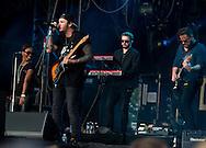 """James Arthur en concert à Bruxelles lors de l'édition 2014 du """"Brussels Summer Festival'"""