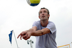 15-08-2006 VOLLEYBAL: BEACHVOLLEYBAL TEAM SCHUIL NUMMERDOR: SCHEVENINGEN<br />