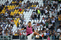 October 20, 2018 - Turin, Turin, Italy - Cristiano Ronaldo #7 of Juventus FC before the serie A match between Juventus FC and Genoa CFC at Allianz Stadium on October 20, 2018 in Turin, Italy. (Credit Image: © Giuseppe Cottini/NurPhoto via ZUMA Press)