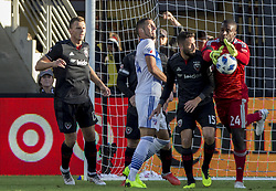 October 13, 2018 - Washington, District of Colombia, United States - Washington, DC - October 13, 2018:  DC United defeated FC Dallas 1-0 during a MLS game at Audi Field. (Credit Image: © Tony Quinn/ISIPhotos via ZUMA Wire)