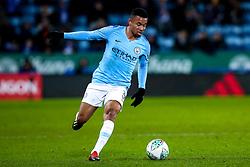 Gabriel Jesus of Manchester City - Mandatory by-line: Robbie Stephenson/JMP - 18/12/2018 - FOOTBALL - King Power Stadium - Leicester, England - Leicester City v Manchester City - Carabao Cup Quarter Finals
