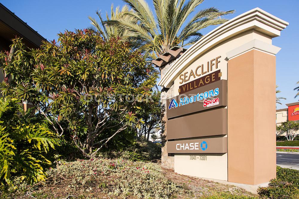 Seacliff Village Shopping Center Huntington Beach