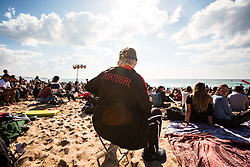 October 20, 2018 - Peniche, Portugal - old portuguese adept  (Credit Image: © Henrique Casinhas/NurPhoto via ZUMA Press)