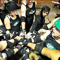Ohio Roller Girls Host Ft Wayne Derby Girls