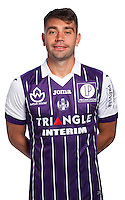 Pavle Ninkov of Toulouse during the photo shooting session of Toulouse FC for the new season 2016/2017 in Toulouse on September 16th 2016<br /> Photo : TFC / Icon Sport