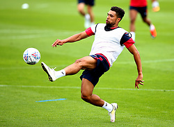 Scott Golbourne controls the ball as Bristol City return to training ahead of their 2017/18 Sky Bet Championship campaign - Mandatory by-line: Robbie Stephenson/JMP - 30/06/2017 - FOOTBALL - Failand Training Ground - Bristol, United Kingdom - Bristol City Pre Season Training - Sky Bet Championship