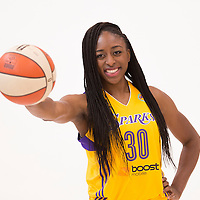 05-09 Los Angeles Sparks Media Day