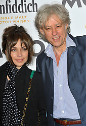 Jeanne Marine and Bob Geldof attend the Mojo Honours List 2011 Awards Ceremony at The Brewery, London, Thursday July 21, 2011. Photo by i-Images. <br /> File photo -  Grieving Bob Geldof to wed his girlfriend Jeanne Marine.<br /> Photo Filed Thursday 1st May 2014.