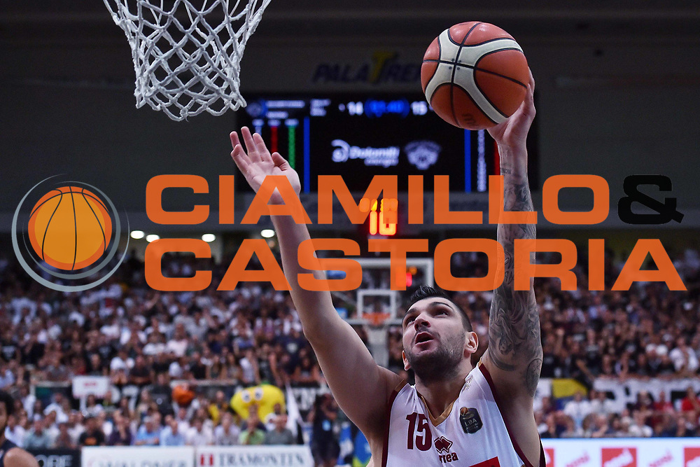 Batista<br /> Dolomiti Energia Trento - Umana Venezia<br /> Finale Gara 6<br /> Legabasket A 2016/2017<br /> Trento 20/06/2017<br /> Foto Ciamillo-Castoria