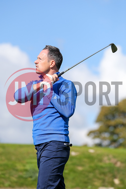 Team St Austell Brewery take part in the annual Bristol Rovers Golf Day - Rogan Thomson/JMP - 10/10/2016 - GOLF - Farrington Park - Bristol, England - Bristol Rovers Golf Day.