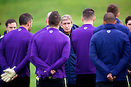 Manchester City Training 241114