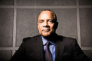 Kenneth Chenault, Chairman & CEO of American Express. Photographed at American Express headquarters in New York City for Fortune Magazine.  2008-04