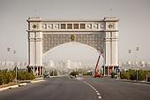 Turkmenistan, Ashgabat