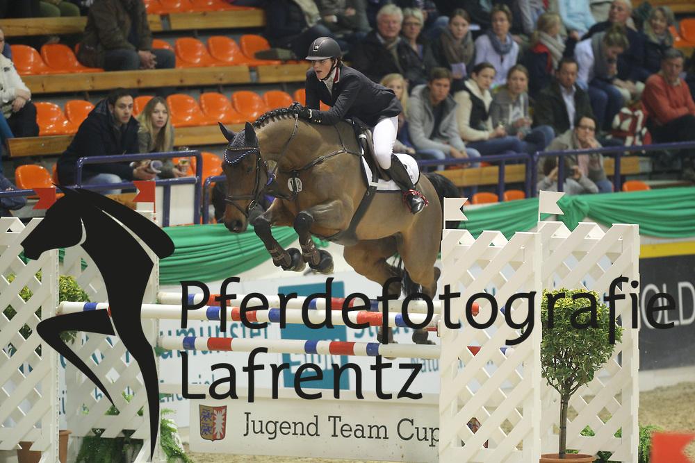 Luther, Jarka, Claipeda<br /> Neumünster - VR Classics<br /> Jugend Team Cup<br /> © www.sportfotos-lafrentz.de/Stefan Lafrentz