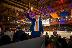 KWPN Select Sale dressuurhengsten<br /> KWPN hengstenkeuring - 's Hertogenbosch 2020<br /> © Hippo Foto - Dirk Caremans<br /> 01/02/2020