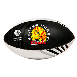 Supporter Rugby Ball - Mandatory by-line: Robbie Stephenson/JMP - 29/10/2019 - RUGBY - JMP HQ - Exeter, England - Exeter Chiefs Product Shoot