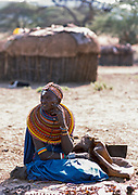 Samburu Market, Kenya, July, 2002