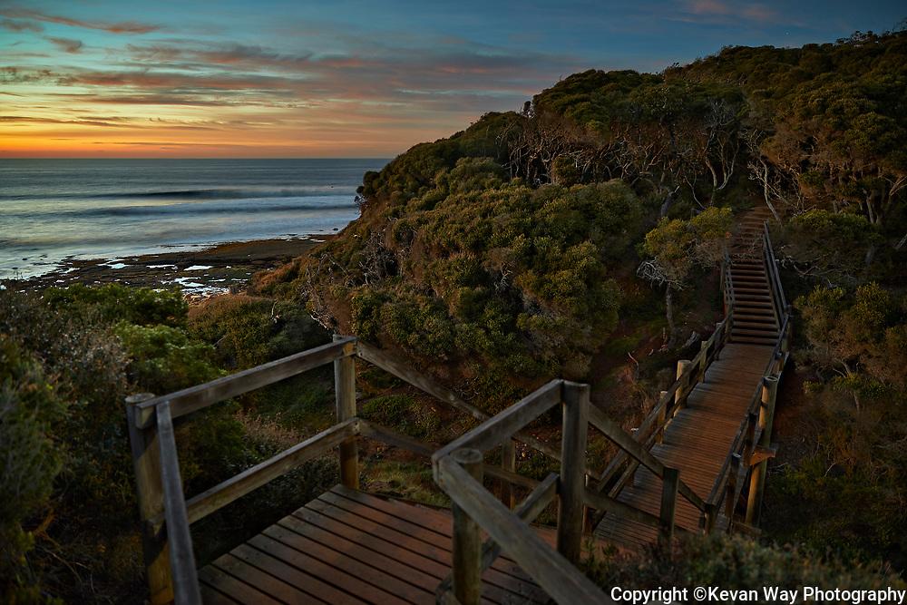 Bells Beach dawn