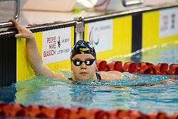 FISHER Mary NZL at 2015 IPC Swimming World Championships -  Women's 100m Freestyle S11 - Finals