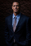 John Cena poses for a portrait ahead of WrestleMania on April 1, 2016 in Dallas, Texas.