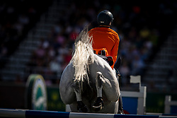 Kuipers Doron, NED, Charley<br /> Spruce Meadows Masters - Calgary 2019<br /> © Hippo Foto - Dirk Caremans<br />  07/09/2019