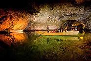 lac souterrain St Léonard