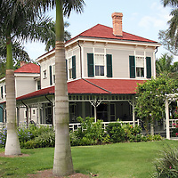 Thomas Edison Winter Estate, Fort Myers Florida