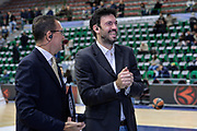 DESCRIZIONE : Eurolega Euroleague 2015/16 Gir.D Dinamo Banco di Sardegna Sassari - Unicaja Malaga<br /> GIOCATORE : Andrea Meneghin<br /> CATEGORIA : Ritratto Before Pregame<br /> SQUADRA : Fox Sports TV<br /> EVENTO : Eurolega Euroleague 2015/2016<br /> GARA : Dinamo Banco di Sardegna Sassari - Unicaja Malaga<br /> DATA : 10/12/2015<br /> SPORT : Pallacanestro <br /> AUTORE : Agenzia Ciamillo-Castoria/L.Canu