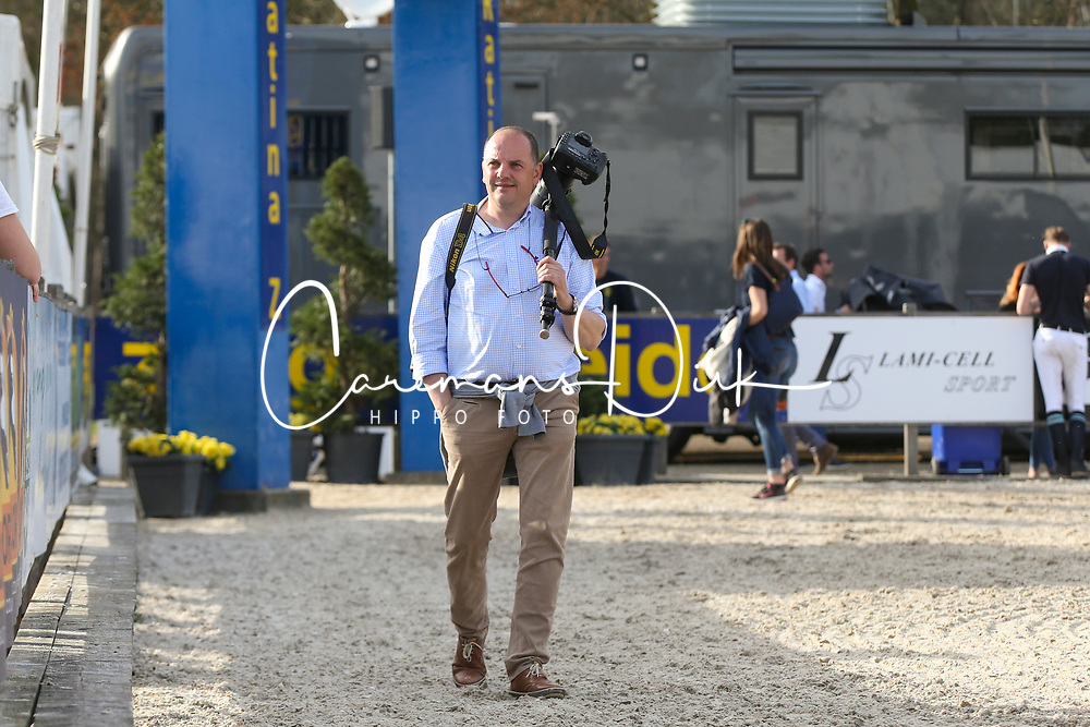 Van Den Bulck Peter, BEL<br /> Grand Prix<br /> Z Tour Lanaken 2018<br /> © Hippo Foto - Julien Counet<br /> 08/04/2018
