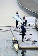 Henley,  GREAT BRITAIN,   General pictures on Henley reach, Temple Island and Leander Rowing club  12/02/2008 [Mandatory Credit Peter Spurrier/Intersport Images]. Rowing Courses, Henley Reach, Henley, ENGLAND